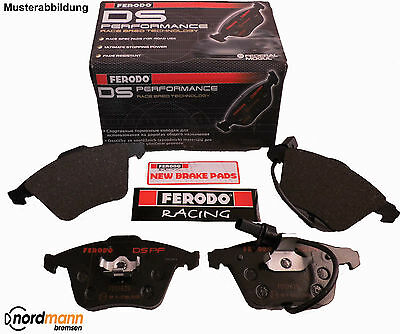 FERODO Racing Sportbremsbelag Ferodo DS Performance FDS1072 VW POLO SEAT IBIZA 2