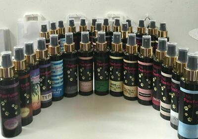 Dog Cologne Perfume 12 Designer Pet Fragrances Deodorant Spray Like Real Perfume