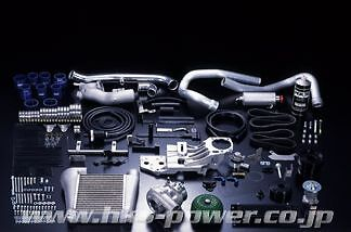 New HKS GT Supercharger Pro Kit for Skyline Coupe CBA-CPV35 VQ35DE 12001-AN006