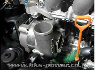 New HKS GT Supercharger Pro Kit for Honda CR Z ZF1 LEA-MF6 12001-AH008 LARGE S/C