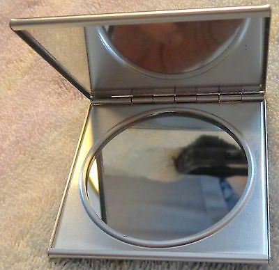 Warner Bros. Mirror...Compact...WB Logo on top...NEW...Free Shipping