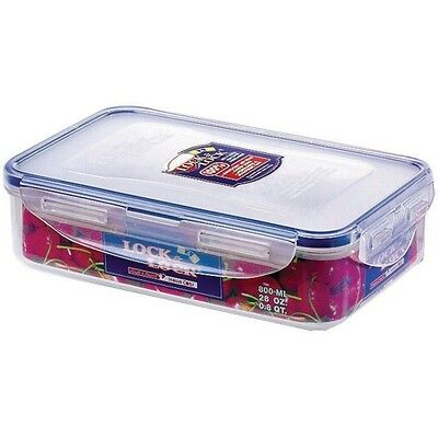 Lock & Lock 800ml Food Container Rectangle Container Lunch Box HPL816