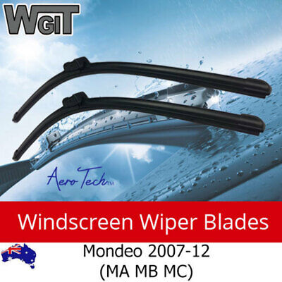 Windscreen Wiper Blades Suit for FORD Mondeo 2007-12 (MA MB MC)-Aero Tech Design