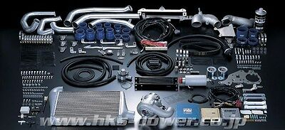 New HKS GT Supercharger Complete Kit for CROWN ATHLETE 2005-2008 12001-AT002