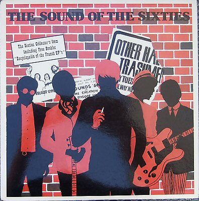 The Sound Of The Sixties DoLP US & UK Garage Beat, Eva Records