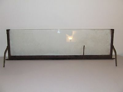Antique Hot Rod Rat Rod Roadster Hinged Windshield Complete Glass &Frame Model T