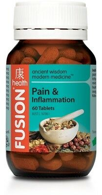 Fusion Pain and Inflamation