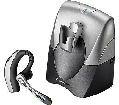 Plantronics Voyager 510S Bluetooth Headset System W/ Noise-Canceling Microphone