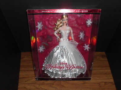 2008 Holiday Barbie - as Eden Starling/A Christmas Carol - NRFB
