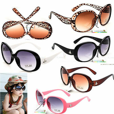New Kids Boys Girls Fashion Sunglasses Child Protection Goggles Eyewear AU