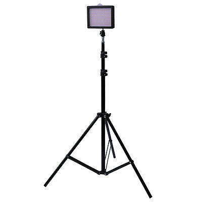 "Bestlight Dimmable 216 LED Studio Lighting Kit with 75"" light Stand for Camera"
