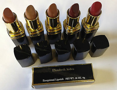 Elizabeth Arden Exceptional Lipstick ** Choose Shade **