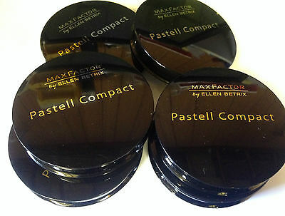Max Factor By Ellen Betrix Pastell Compact Powder *choose Shade*
