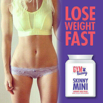 Gym Bunny Skinny Mini Weight-Loss Pill – Max Strength Get Sexy Body Quick Safe