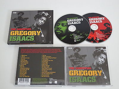 Gregory Isaacs/The Essential(Metrdc602/Union Square  Music ) 2Xcd Album