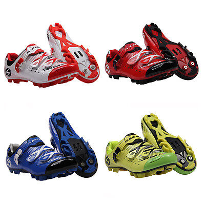 2015 New Bicycle Shoes Racing Mountain Bike Cycling MTB Sports Shoes Breathable
