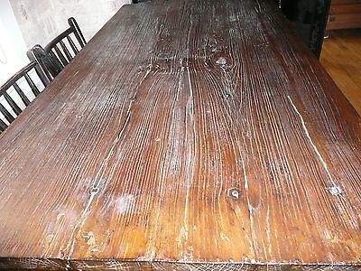 Vintage Chinese Farm Table