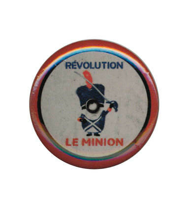 Despicable Me Minions Revolution 1.25 Inch Button