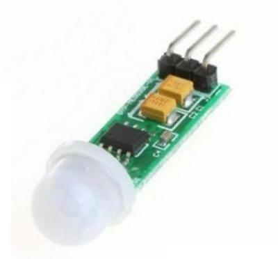 5X HC-SR505 Mini Infrared PIR Motion Sensor Precise Infrared Detector Module NEW