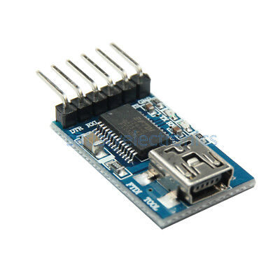 FT232RL USB TO Serial adapter module USB TO RS232 Max232 for Arduino NEW