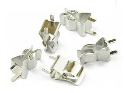 50pcs FUSE HOLDER pin 6x30mm fuse Rating10A 250V