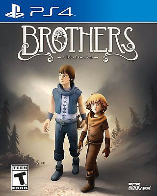 Brothers (Sony PlayStation 4) PS4 NEW!