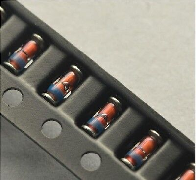 50Pcs ZMM3V3 3.3V 5mA Surface Mount Type Zener Diodes