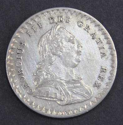 George III 1811 One & Sixpence Bank Token