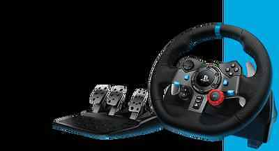NEW Logitech G29 Driving Force Racing Wheel for PLAYSTATION 3 AND PLAYSTATION 4