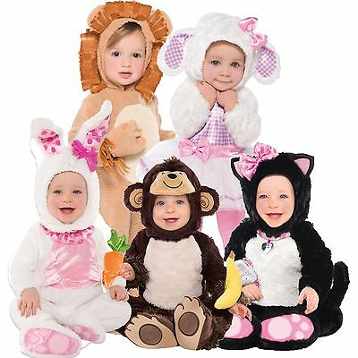 Baby Toddler Infant Plush Animal Easter Book Week Christmas Fancy Dress Costume