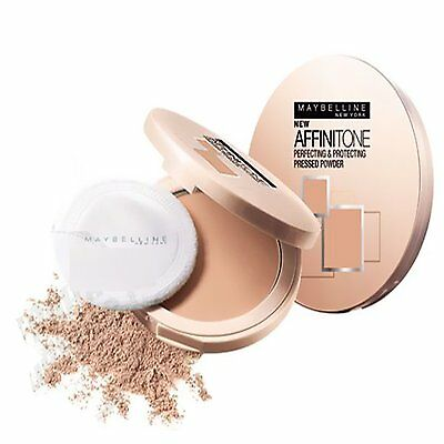 Maybelline Affinitone True To Skin Perfecting Pressed Face Powder Choose Shade