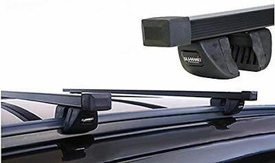 Roof Rack Bars Closed Solid flush Rails for JEEP GRAND CHEROKEE 1992-2013 5 Door