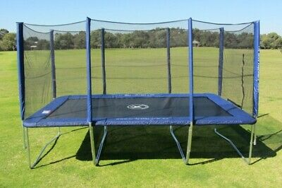 10X15FT Trampoline with Enclosure