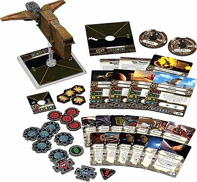 Star Wars X-Wing: Reisszahn Erweiterungs-Pack | Deutsch Neu&Ovp