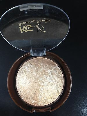 Krazy Girl Bronzing Powder & Skin Highlightener ( Glowing Powder)  # 2
