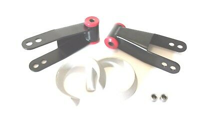 """Ford Ranger 1998-2013 Lift Kit Front 3"""" Spacers Rear 2"""" Shackle & Extenders 2Wd"""