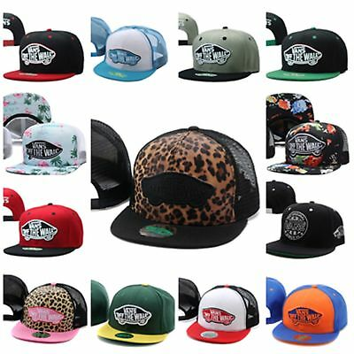 Men Women Unisex Adjustable Baseball Cap Hip-Hop Bboy Snapback Hats Fashion Hats