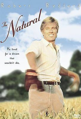 The Natural DVD