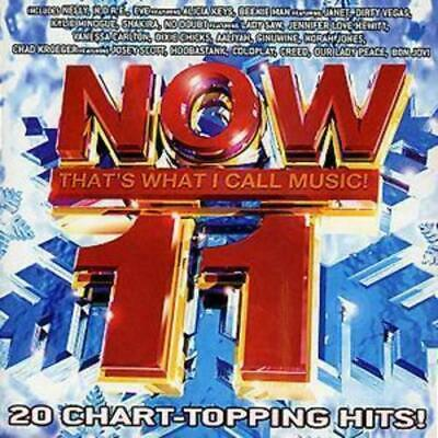 Various : Now! Vol. 11 [us Import] CD (2002)