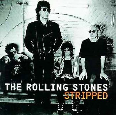The Rolling Stones : Stripped (CD) CD