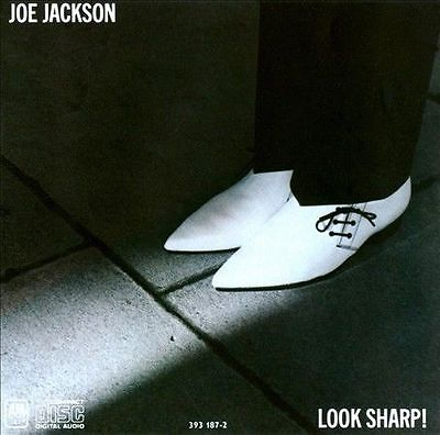 Jackson, Joe : Look Sharp by Joe Jackson (1990) CD