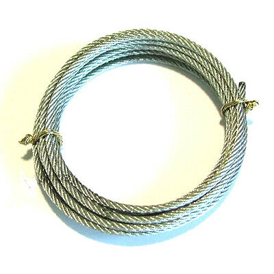 English Dial Galvanised Steel Line • £10.25