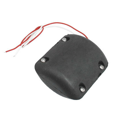 DC 8V 4200RPM Black Plastic Cover Massager Vibratory Vibration Motor