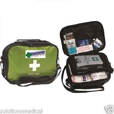 First Aid Kit Complete National Vehicles Deluxe Soft Case