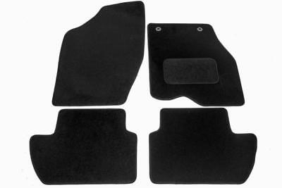 Fully Tailored Car Floor Mats - Peugeot 307 SW 2002 Onwards, Black