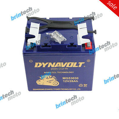 1985 For BMW K100 Series 8 Valve DYNAVOLT Battery - 15