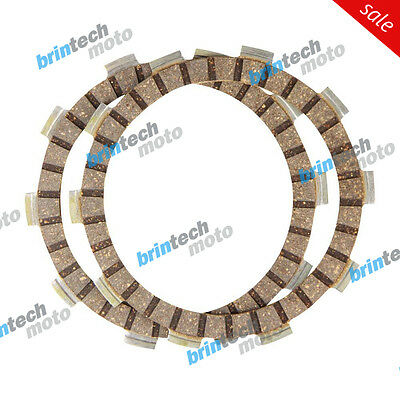 1996 For KTM 620 GS Enduro Clutch Fibre Plates - 87