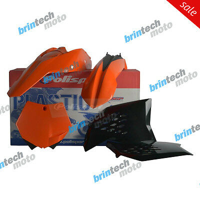 2010 For KTM 150 SX POLISPORT Complete Kit - 04