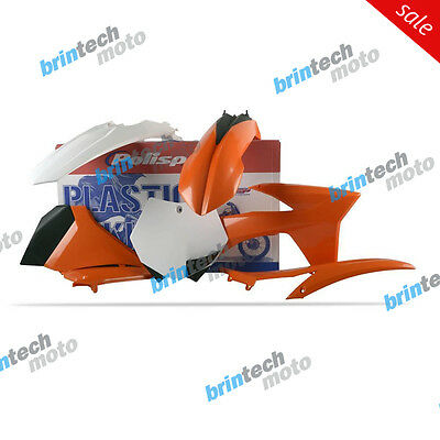 2012 For KTM 250 SX-F POLISPORT Complete Kit - 45