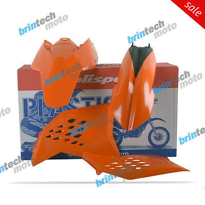 2008 For KTM 125 EXC POLISPORT Complete Kit - 06